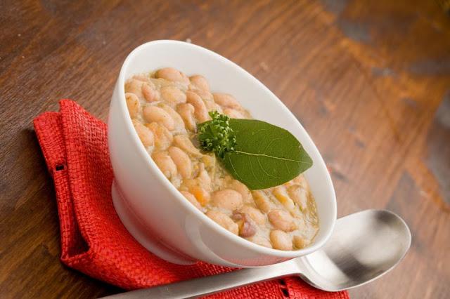 soupe d'haricots