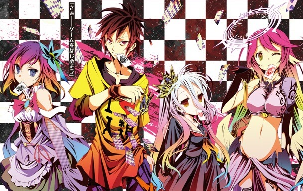 [Recomendación] No Game No Life