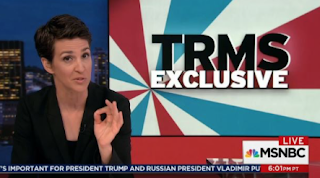 July 2017 Ratings: MSNBC is No. 1 in Weekday Prime Demo