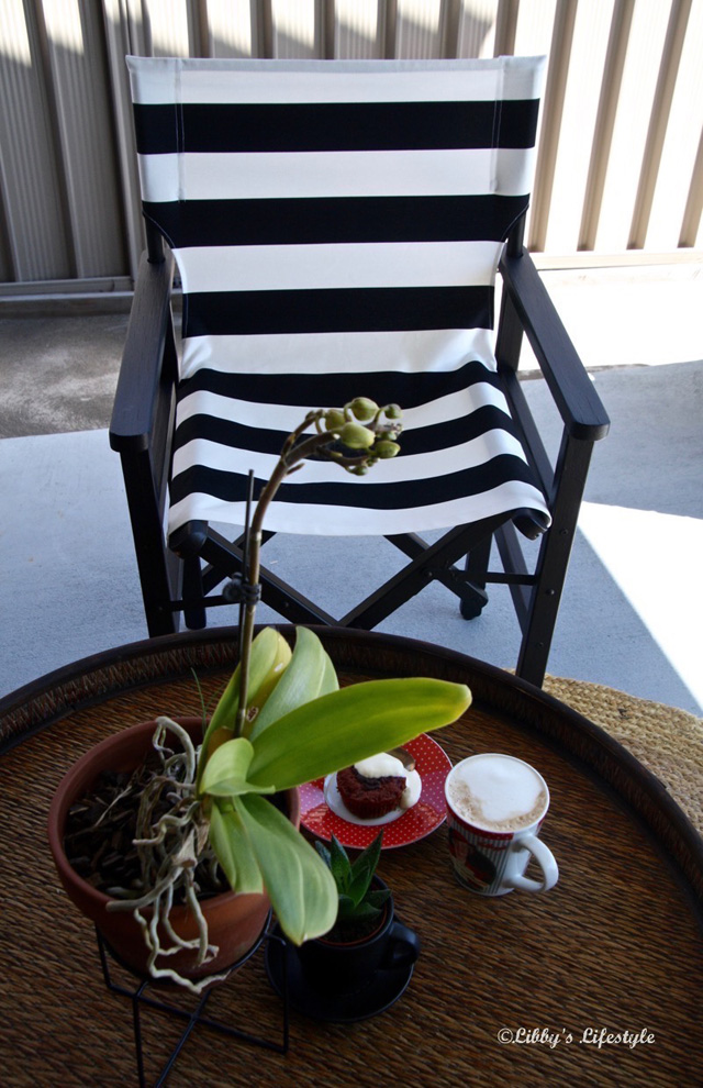 Threading My Way: Showcasing ~ Director Chairs Makeover ...