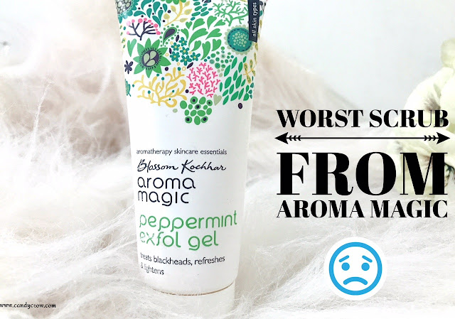 Aroma Magic Peppermint Exfol Gel Review