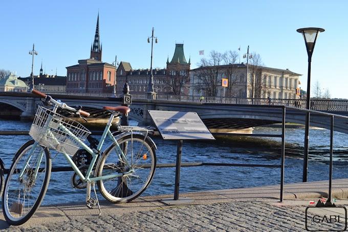 Sztokholmskie migawki - marzec