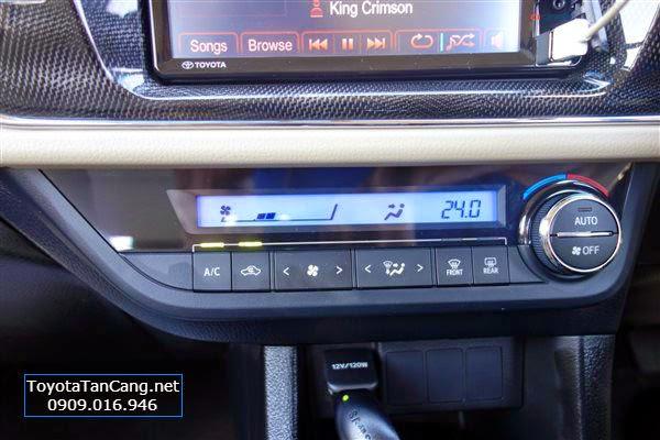 toyota corolla altis 2015 toyota tan cang 9 - Trải nghiệm Toyota Corolla Altis 2015: Tin cậy đến từng chi tiết - Muaxegiatot.vn
