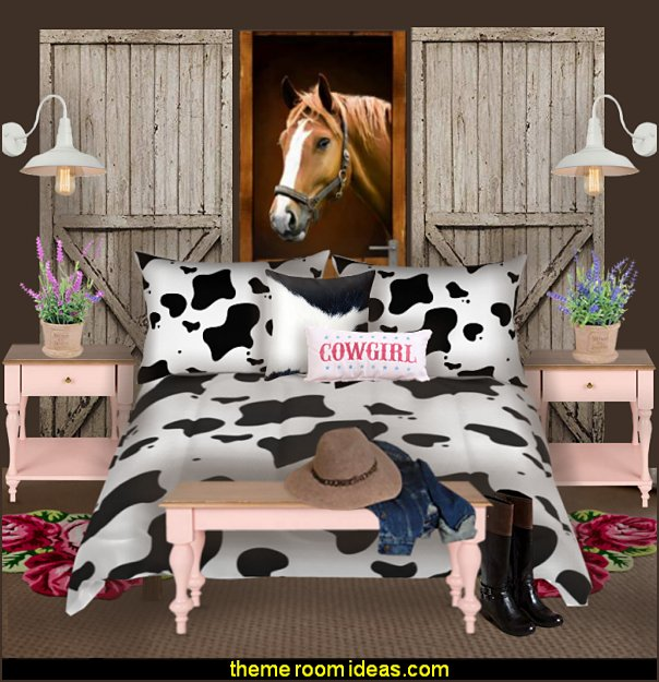 cowprint bedroom cowgirl bedroom cowgirl bedroom ideas - Cowgirl theme bedrooms - Cowgirl bedroom decor - Cowgirl room ideas - Cowgirl wall decorations - Cowgirl room decor - cowgirl bedroom decorating ideas - horse decor - pink Cowgirl bedroom - rustic Cowgirl bedroom decor - Cowgirl room decorating ideas - horse murals - cowgirl decals - cowgirl bedding - cowgirl pillows - cowgirl bedrooms