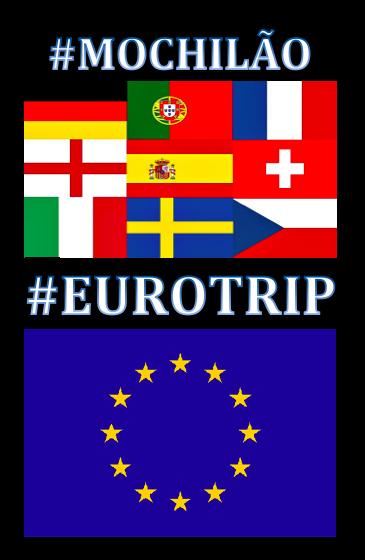 EBOOK: #MOCHILÃO #EUROTRIP