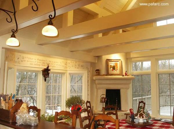Arquitectura de casas fotograf as de casas for Decoracion casas americanas