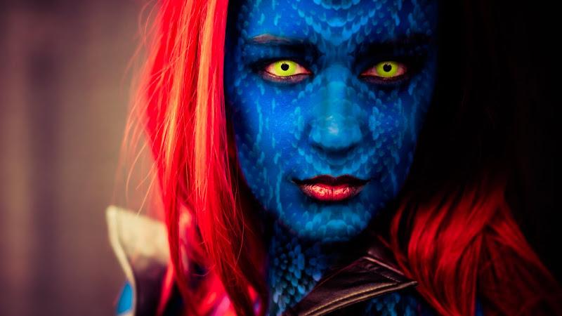 Mystique Portrait HD