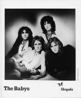 Rock On Vinyl The Babys Broken Heart 1977