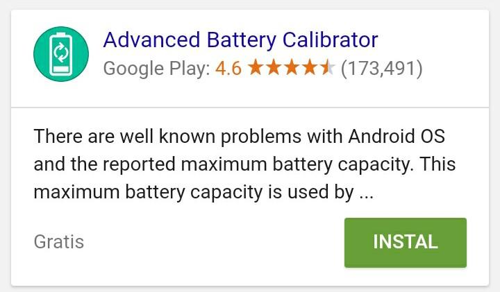 Cara Memperbaiki Baterai Hp Android Menggunakan Aplikasi Bifi Hitam