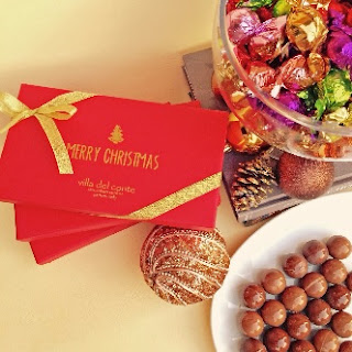 Celebrate A Sweeter Holidays With Villa Del Conte
