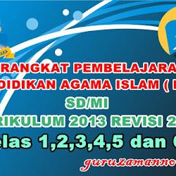 Lengkap Rpp Prota Promes Kkm Silabus Pendidikan Agama Islam Pai Sd Mi Kelas 1 2 3 4 5 Dan 6 Kurikulum 2013 Revisi 2017 Infodikdasmen