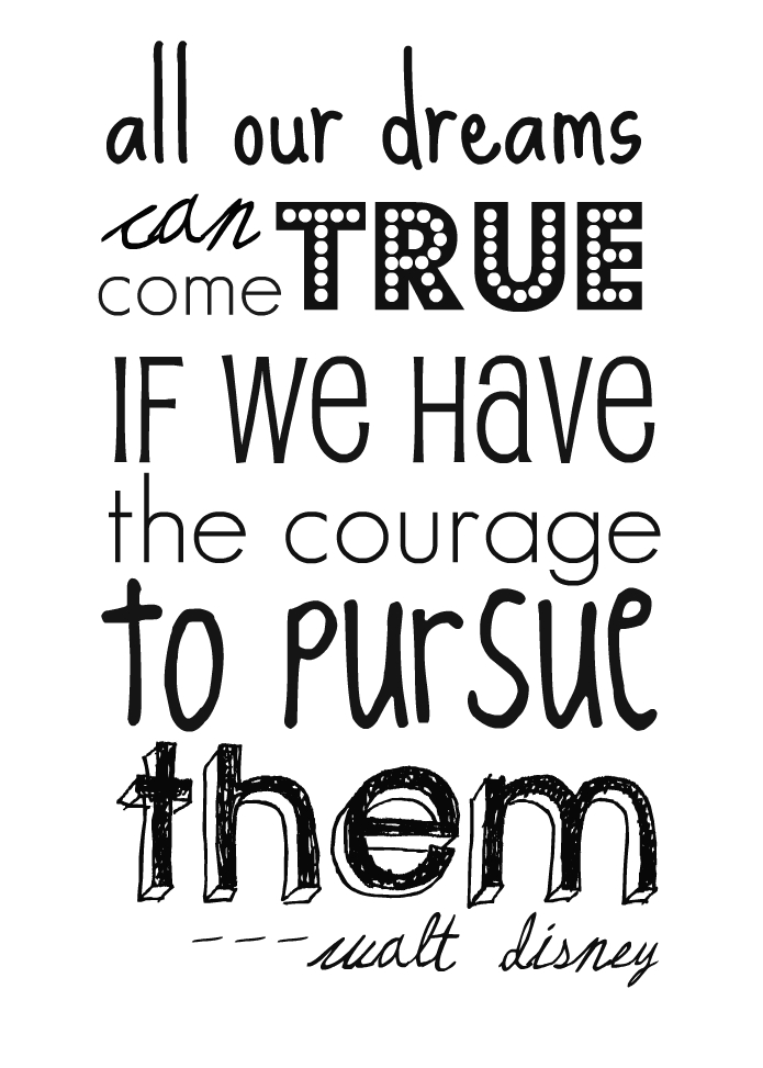 Printable Disney Quotes. QuotesGram