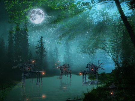 Blue Nile Falls Wallpaper Keral In Search Of Answers Magical River Of The Night