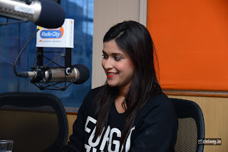 Mannara-Chopra-Stills-at-Radio-City-For-Jakkanna-Movie-Promotions