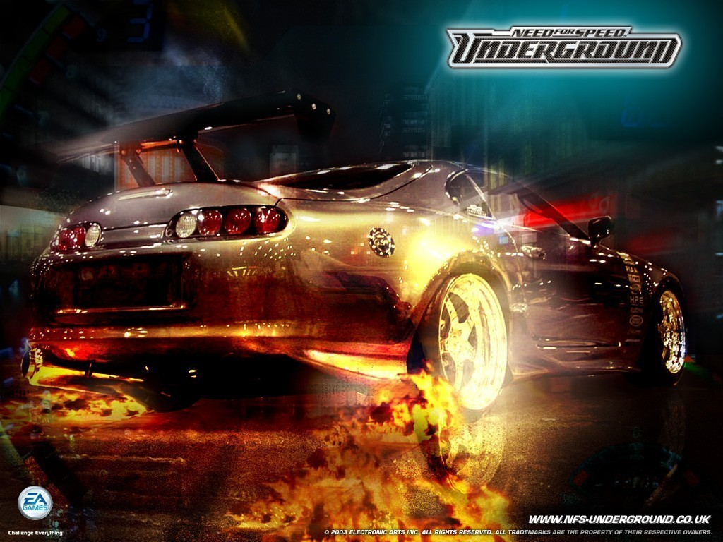Games carros wallpaper papel de parede papel de parede e - Need for speed underground 1 wallpaper ...
