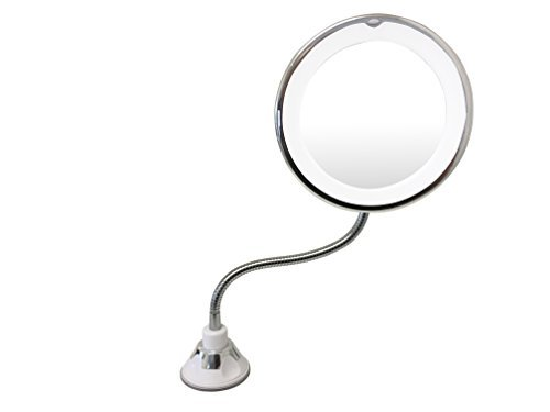 makeup light mirror