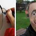 Հայրը փորձել է իրականությանը մոտ նկարել իր 6-ամյա տղայի նկարած պատկերները