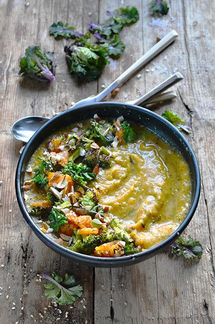 Une recette de soupe de patates douces à s'en réjouir l'appétit !
