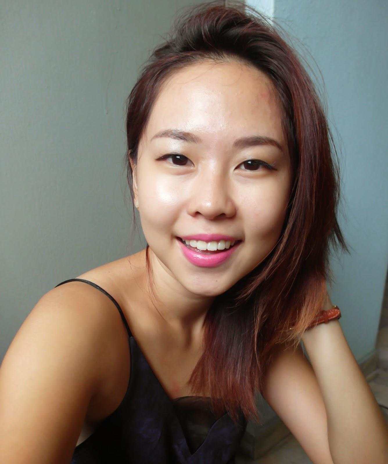 Dr Rei, my online dermatologist from TheFaceInc - Celine Chiam