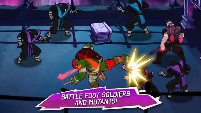 TMNT: Brothers Unite Versi Terbaru