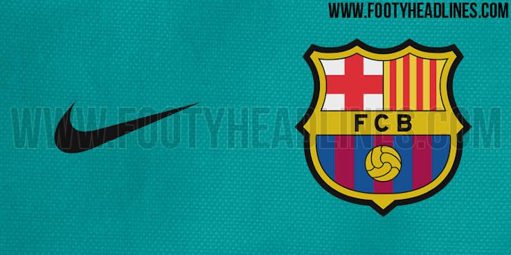 Jersey Nike Barcelona 3rd 2016-17