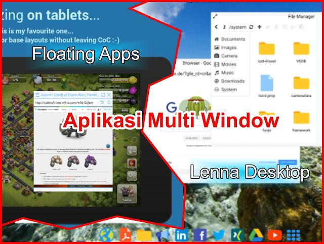 Aplikasi untuk membuka 2 layar sekaligus