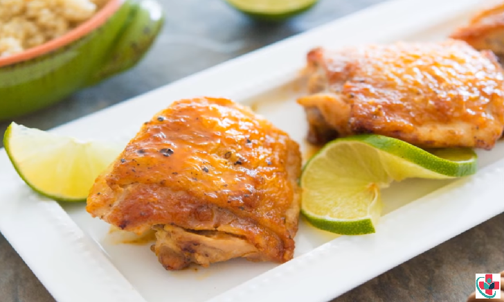 HONEY AND LIME CHICKEN RECIPE