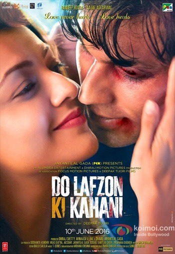 Do Lafzon Ki Kahani 2016 Hindi pDVDRip 350mb