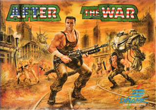 After the War, el beat 'em up post-apocalíptico de Dinamic