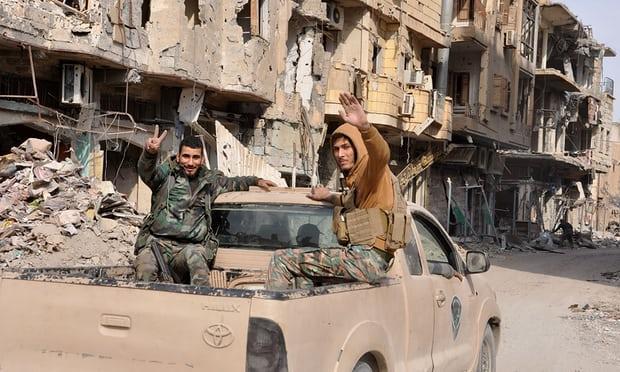 В Сирии при взрые погибли еще пятнадцать российских наемников