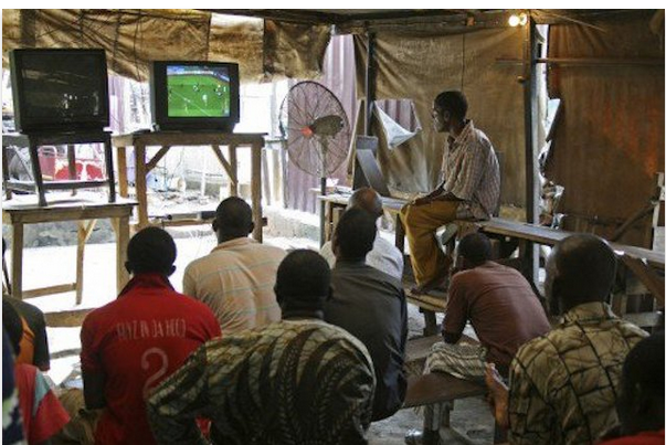At least seven football fans electrocuted watching TV in Nigeria