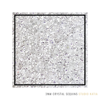 3M Crystal Sequins