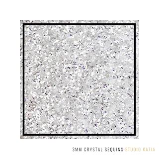 3M Crystal Sequins