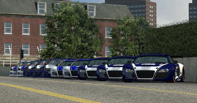 Carros da H2O para o GT3 Challenge são apresentados Lfs_00000030