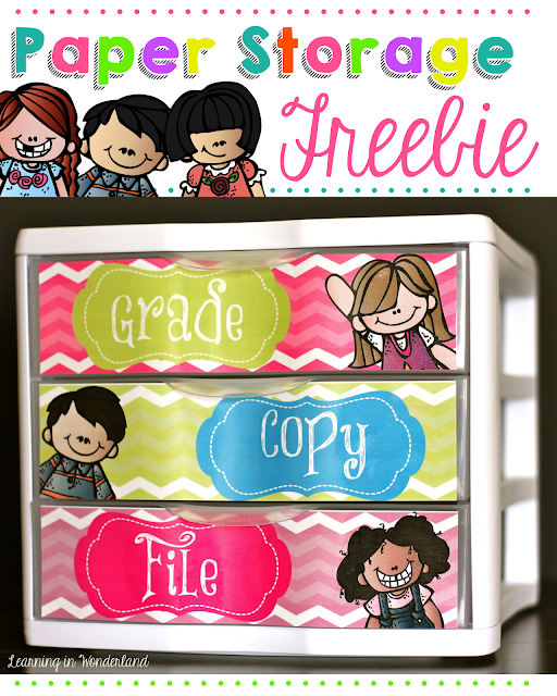 http://www.teacherspayteachers.com/Product/To-Do-Drawer-Freebie-Melonheadz-Edition-1270184