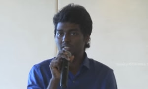 Director Atlee at Theri thanks giving meet