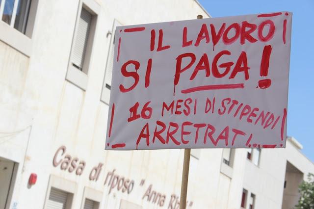 """De Leonardis: """"L'assessore Ruggeri intervenga per tutelare i dipendenti dell'Asp 'Anna Rizzi' di Manfredonia"""""""