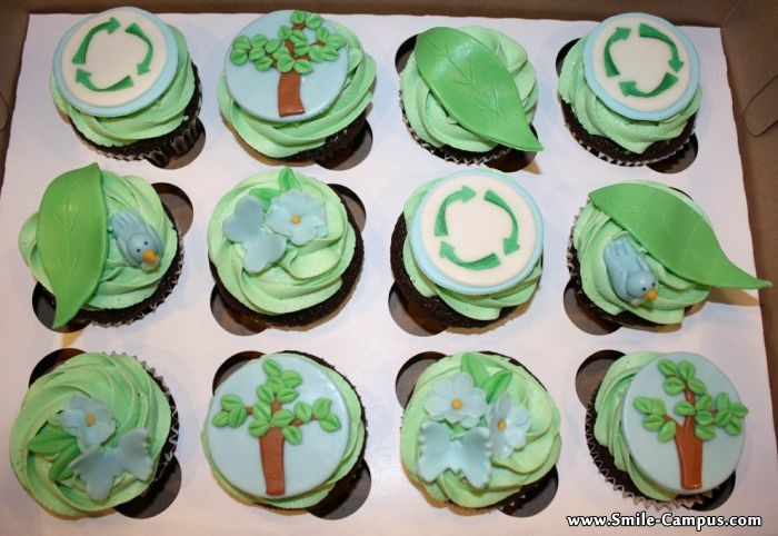 Most Beautiful Cup Cakes