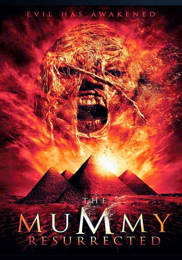 The Mummy Resurrected 2014 DVDRip ταινιες online seires oipeirates greek subs