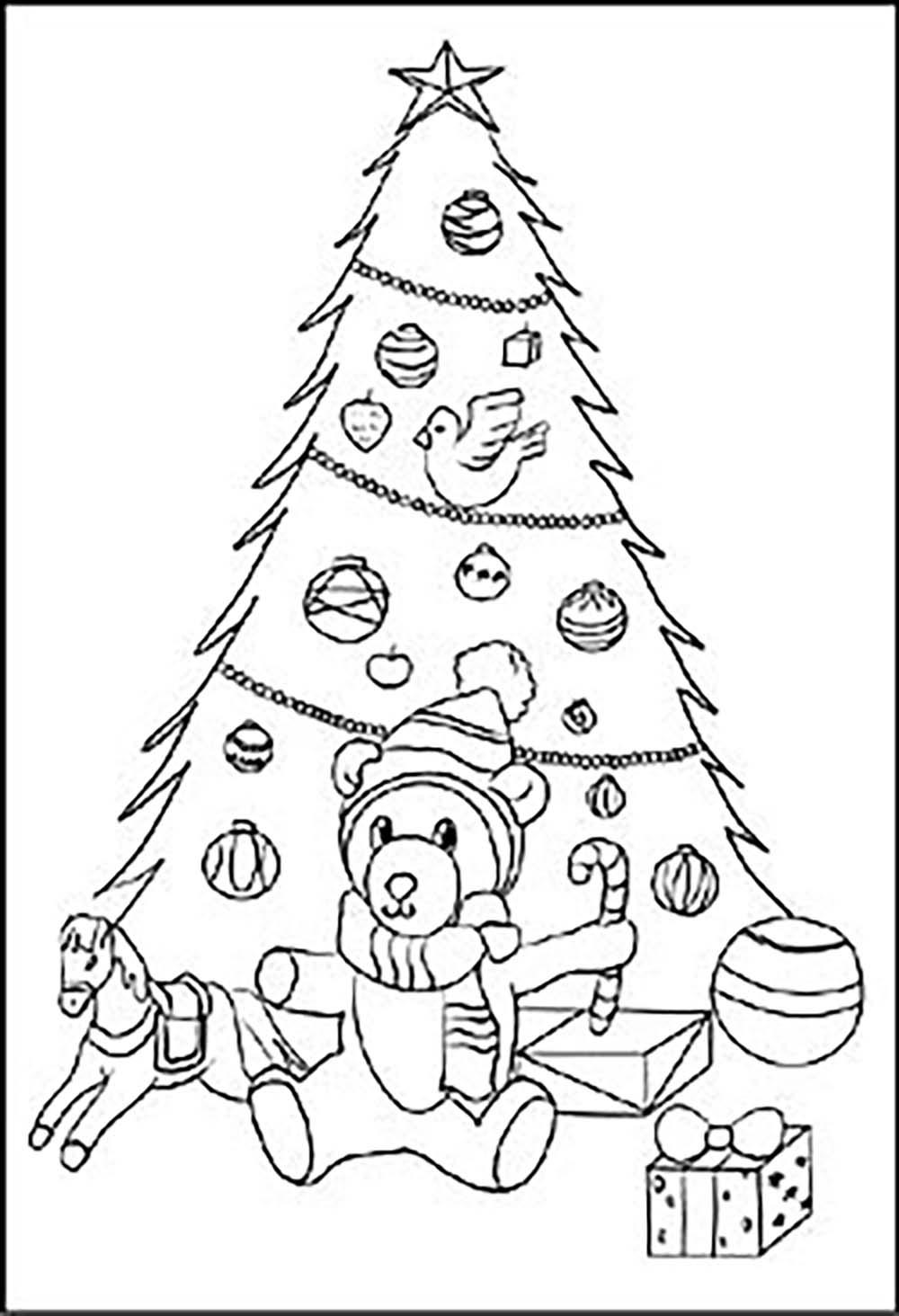 malvorlagen weihnachten kostenlos - ausmalbilder