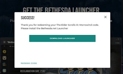 TES III: Morrowind free on PC Bethesda 25th anniversary special