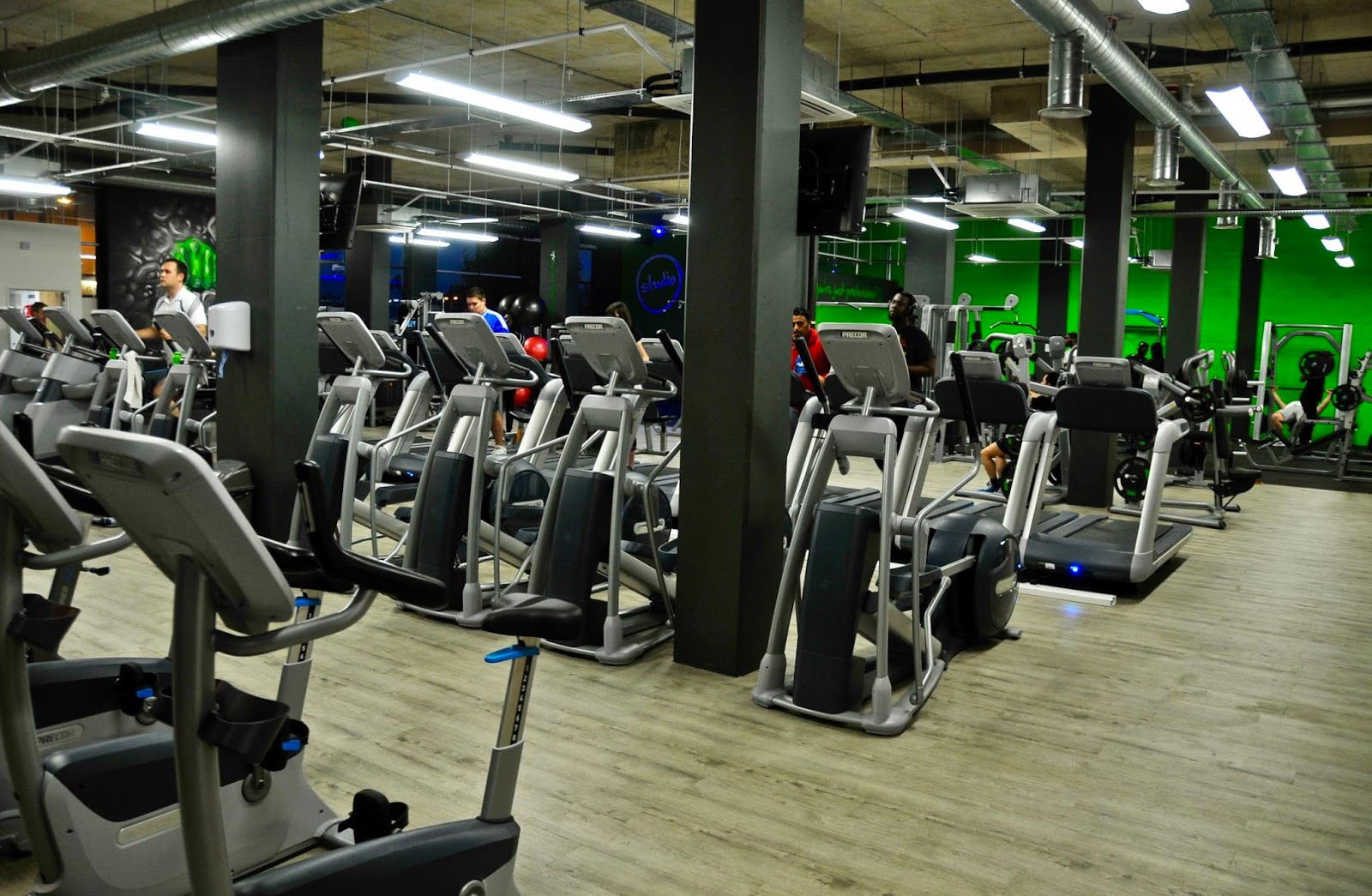 New erith gym