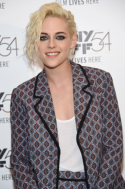 Kristen Stewart met with reporters and told them about his Nude scenes