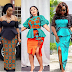 Latest Ankara Skirt And Blouse (Fabulous Women Styles)