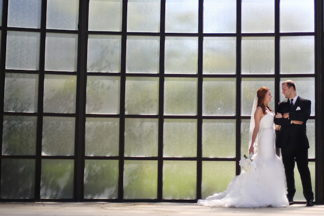 sioux city morningside college wedding picture