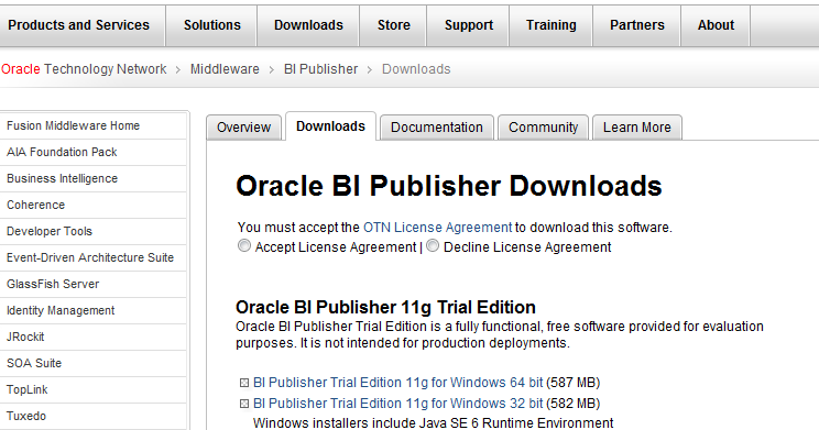 Oracle Bi Publisher 11g Student Guide