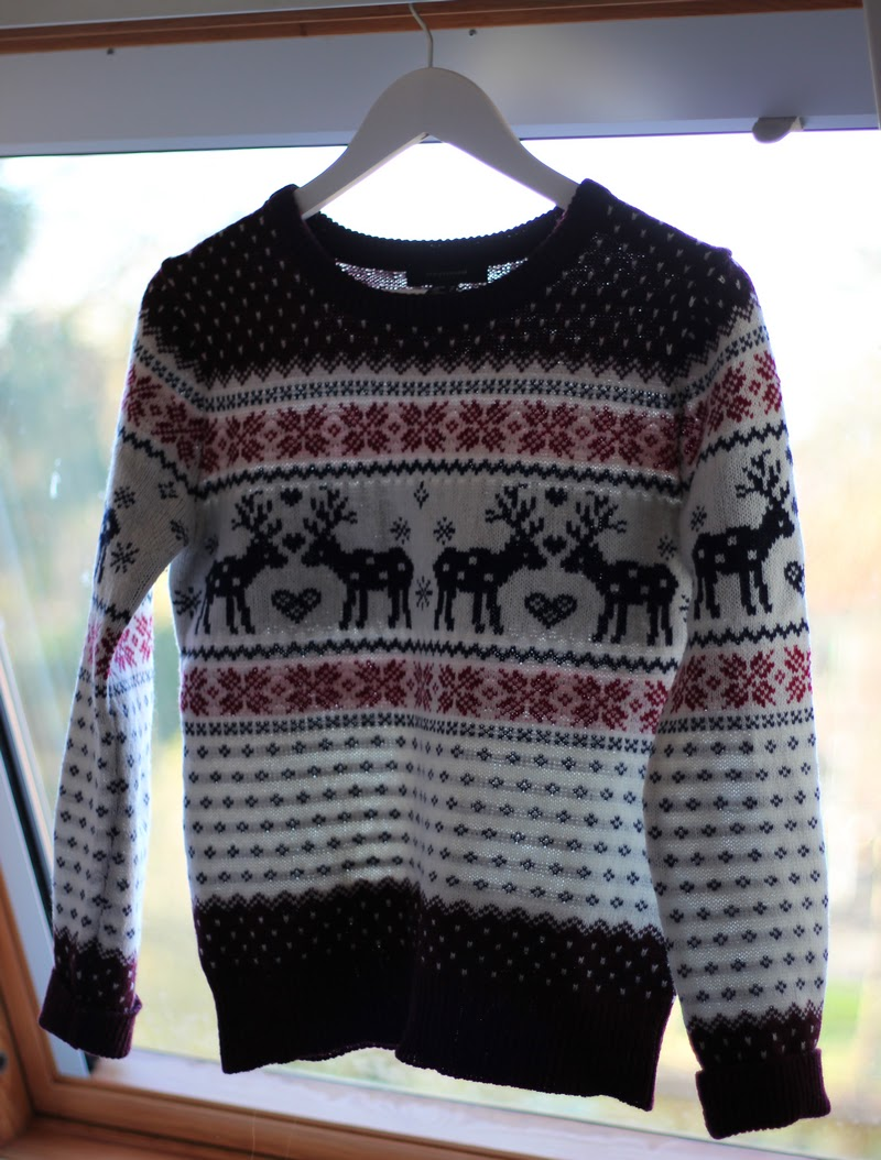 Hm Kersttrui.A Fashion Way Of Life Shoplog H M En Primark