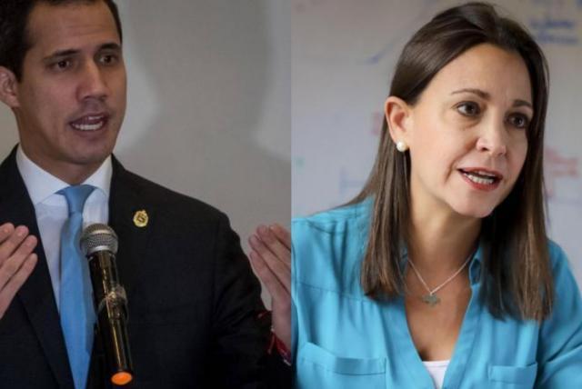 María Corina Machado rechaza sumarse al pacto de unidad de Guaidó