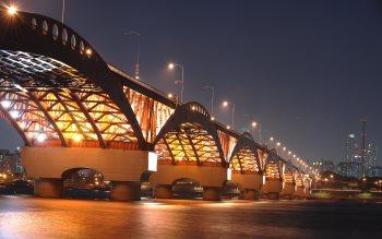 Wallpaper: Seongsan Bridge