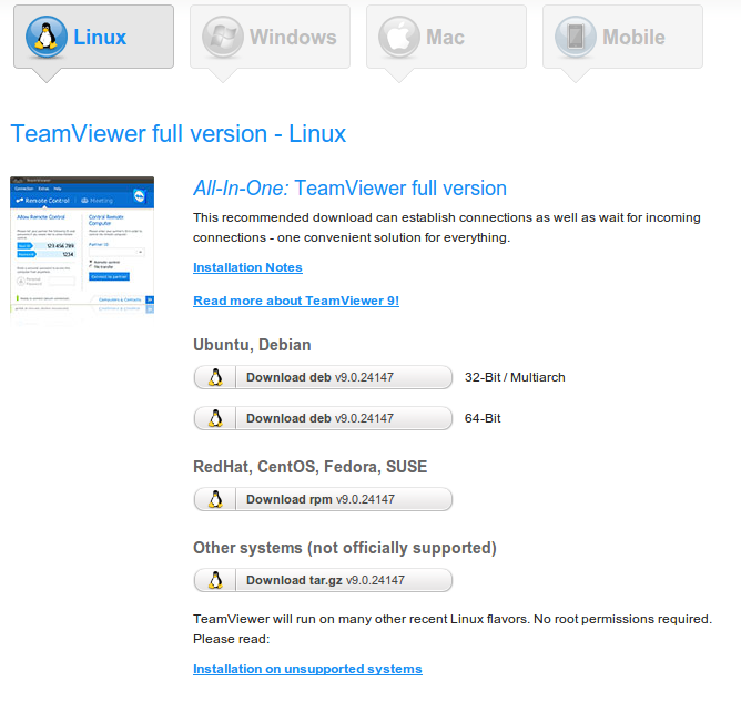 free download teamviewer 9 full version for windows 7 32 bit
